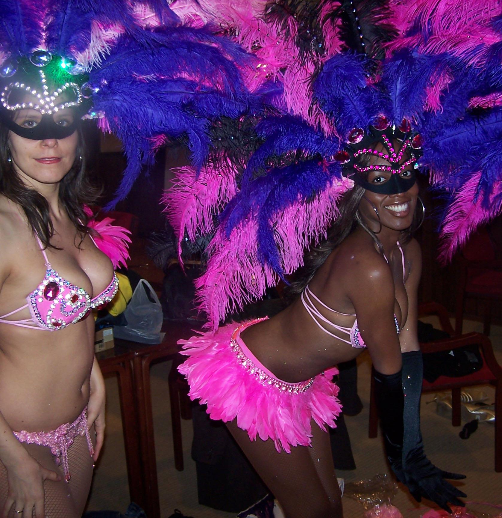 samba danseressen